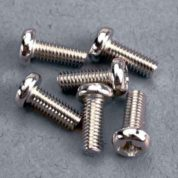2559 (PART) TRAXXAS ROUND/PANHEAD 3X8MM