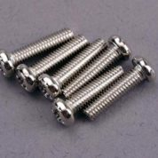 2561 (PART) TRAXXAS ROUND/PANHEAD 3X12MM