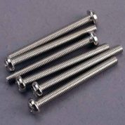 2572 (PART) TRAXXAS ROUND PANHEAD 3X30MM