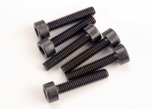 2586 (PART) TRAXXAS HEX DRV/CAP HEAD 3X15MM