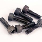 2587 (PART) TRAXXAS SCREWS 3X10MM CAPHEAD