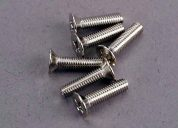 3178 (PART) TRAXXAS SCREWS 3X12MM C/SUNK