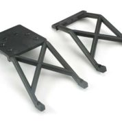 3623 (PART) TRAXXAS SKID PLATES FRONT REAR