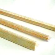 BALSA WOOD STICK  3 X 12.5  X 915
