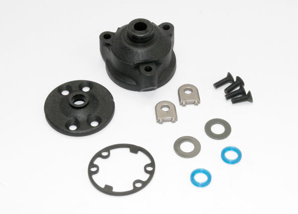 6884 (PART) TRAXXAS HOUSING CENYRE DIFF SLAS