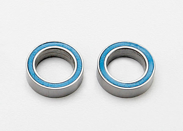 7020 (PART) TRAXXAS BALL BEARING BLUE RUBBER