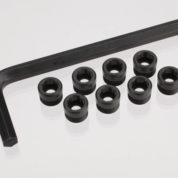 7033X (PART) TRAXXAS ALUM CAPS PIVOT BALL