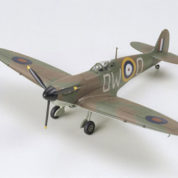 SUPERMARINE SPITFIRE TAMIYA T60748 Plastic Model Kit