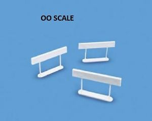 MODEL SCENE 5091 OO STATION NAME BOARDS HO