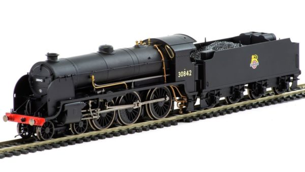 HORNBY R3412 BR 4-6-0 '30842' Maunsell S15 Class - Early BR