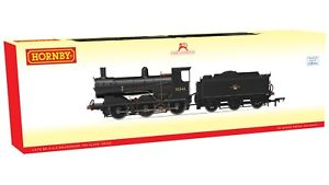 Hornby R3420 Drummond Class 700 0-6-0 30346 in BR black with late crest