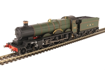 "Hornby R3455 Class 4000 'Star' 4-6-0 4013 ""Knight of St Patrick"" in GWR Green"