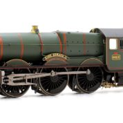 "Hornby R3534 Class 6000 'King' 4-6-0 6023 ""King Edward II"" in GWR green with garter crest"