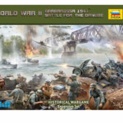 ZVEZDA WARGAMING BATTLE OF DANUBE KIT 6177