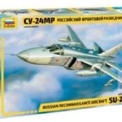 ZVRZDA 1/72 SU-24 MR KIT 7268