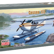 1/48 CESSNA 172 FLOAT PLANE MINICRAFT Plastic Model Kit (11634)