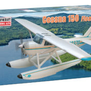 1/48 CESSNA 150 FLOAT PLANE MINICRAFT Plastic Model Kit (11662)