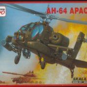 MISTERCRAFT 1/72 AH-64A APACHE KIT A-059