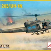 MISTERCRAFT 1/72 BELL 205/UH-1N KIT A-066