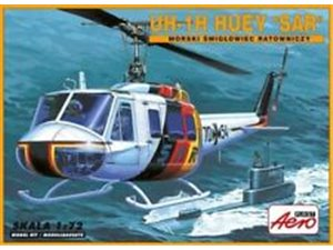 MISTERCRAFT 1/72 UH-1H SAR KIT A-127