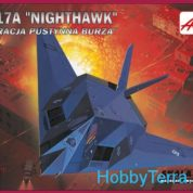 MISTERCRAFT 1/72 F-117A NIGHTHAWK KIT A-141