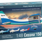 1/48 CESSNA 150 MINICRAFT Plastic Model Kit (11675)