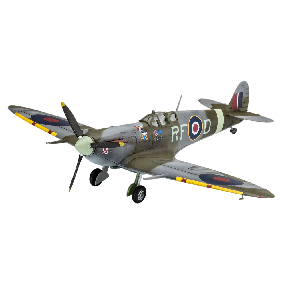 REVELL SPITFIRE MK. VB 1/72 03897 Plastic Model Kit