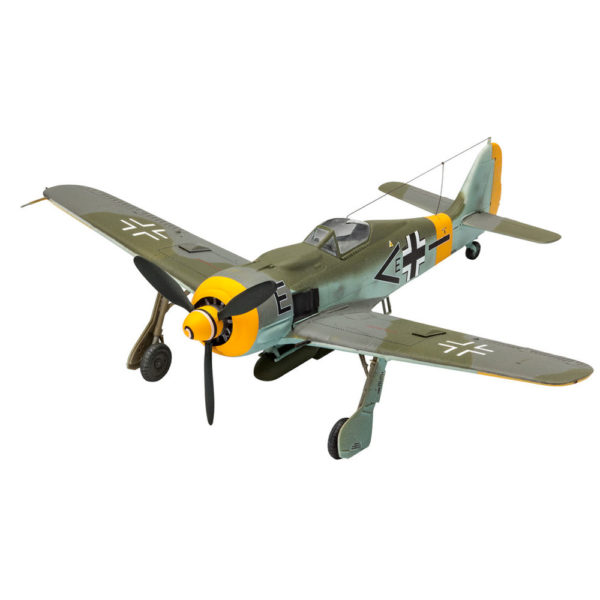 REVELL FOCKE WULF FW190 F-8 1:72 03898