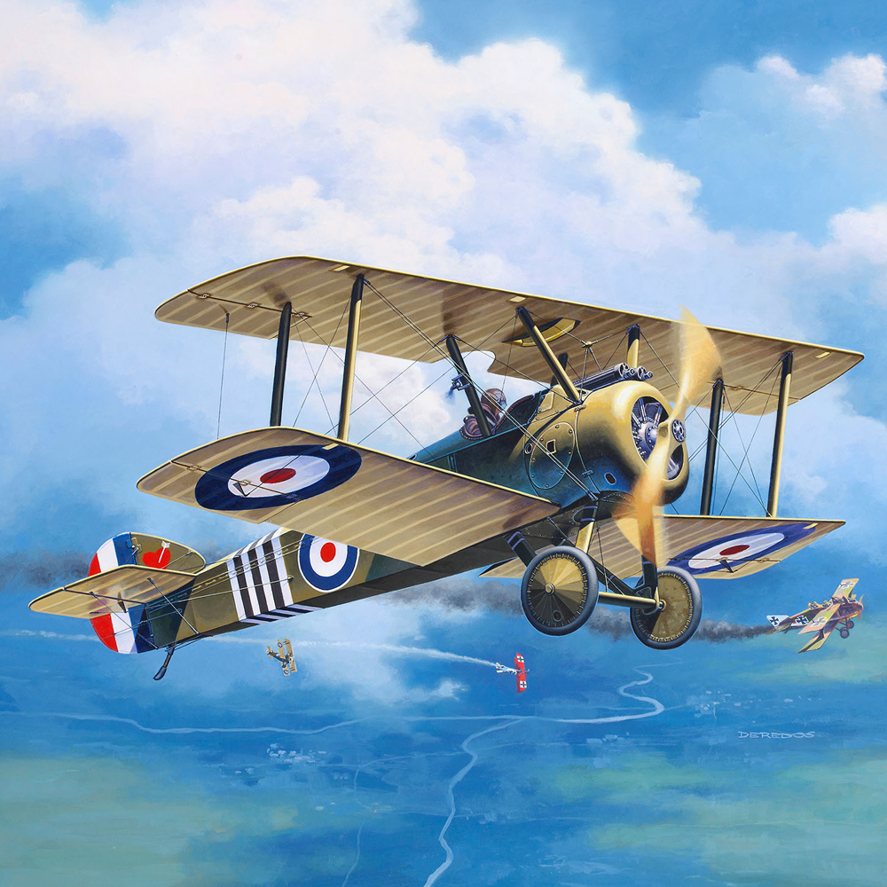 REVELL 100 YEARS RAF: SOPWITH CANEL 1:48 03906