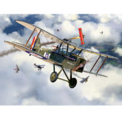REVELL 100 YEARS RAF: BRITISH S.E. 5A 1:48 03907
