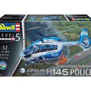 """REVELL H145 """"POLICE"""" 1:32 04980"""