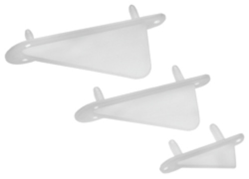 WING TIP/TAIL 1-1/4' SKID DUBRO 990