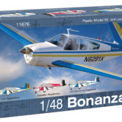 1/48 BEECH BONANZA MINICRAFT Plastic Model Kit (11676)