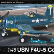 1/48 F4U-55 CORSAIR MINICRAFT Plastic Model Kit (11682)