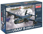 1/144 B-24J USAAF CAF MINICRAFT Plastic Model Kit (14688)