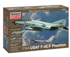 1/144 F-4E PHANTOM ADC/RAF MINICRAFT Plastic Model Kit (14692)