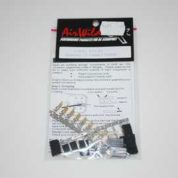 AIR WILD SERVO CONNECTOR KIT MALE FUTABA  10PCS