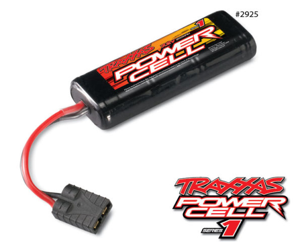 2925 (PART) TRAXXAS 1200MAH 7.2V 1/16 BATTERY