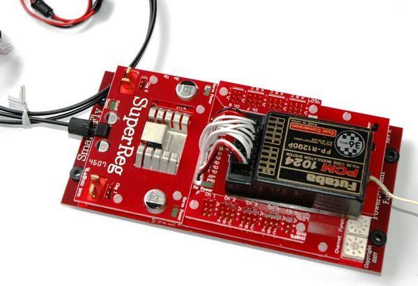 POWER SYSTEM EQ6 8-CH 85-140CC ( SMART-FLY )