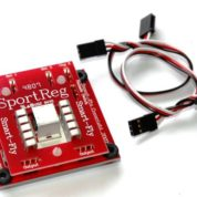 SPORT REG 5A BATTERY SHARE R/C CONN ( SMART-FLY )