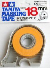 TAMIYA MASKING TAPE 18MM 87032