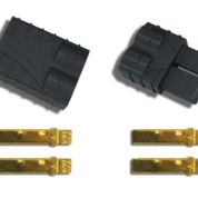 3060 (PART) TRAXXAS CONNECTOR MALE/FEMALE