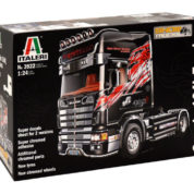 1/24 SCANIA 164L KIT ITALERI Plastic Model Kit (3922)