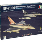 EF-2000 GRUPPI KIT ITALERI Plastic Model Kit (1406)
