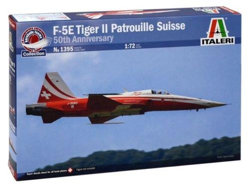 1/72 F-5E TIGER 2 KIT ITALERI Plastic Model Kit (1395)