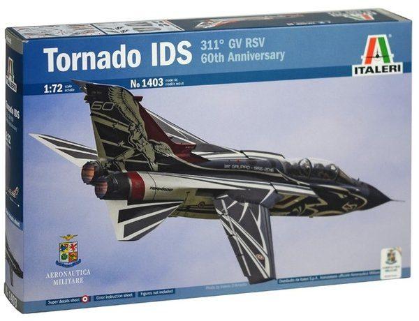 1/72 TORNADO IDS KIT ITALERI Plastic Model Kit (1403)