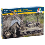 1/35 M32 RECOVERY KIT ITALERI Plastic Model Kit (6547)