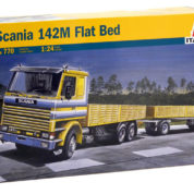 1/24 SCANIA 142M KIT ITALERI Plastic Model Kit (770)
