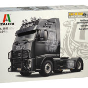 1/24 VOLVO FH16 KIT ITALERI Plastic Model Kit (3931)