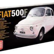 1/12 FLAT 500F KIT ITALERI Plastic Model Kit (4703)
